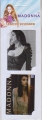MADONNA Photo Stickers USA Set Of Two (A)