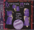 DEPECHE MODE Songs Of Faith And Devotion JAPAN CD