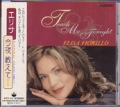 ELISA FIORILLO Teach Me Tonight JAPAN CD w/12 Tracks