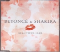 BEYONCE & SHAKIRA Beautiful Liar EU CD5 Part 1 w/2 Tracks