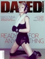 MADONNA Dazed & Confused (4/08) UK Magazine