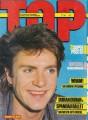 DURAN DURAN Top (N.1, 9/85) ITALY Magazine