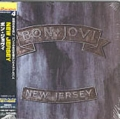 BON JOVI New Jersey JAPAN CD Ltd.Edition