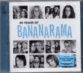 BANANARAMA 30 Years Of Bananarama EU CD+DVD