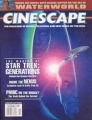 STAR TREK Cinescape (12/94) USA Magazine