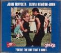 OLIVIA NEWTON-JOHN & JOHN TRAVOLTA You're The One That I Want UK CD5 w/CD Rom Video