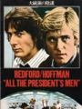 ALL THE PRESIDENT'S MEN JAPAN Movie Program   ROBERT REDFORD   DUSTIN HOFFMAN