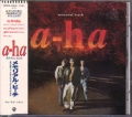 A-HA Memorial Beach JAPAN CD