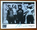 EMF Stigma USA PROMO PHOTO with AUTOGRAPH