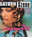 MADONNA Saturn Szene (3/98) GERMANY Magazine