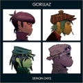 GORILLAZ Demon Days USA CD+DVD
