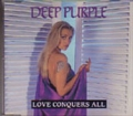 DEEP PURPLE Love Conquers All GERMANY  CD5