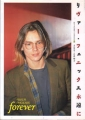 RIVER PHOENIX Forever Deluxe Color Cine Album JAPAN Picture Book