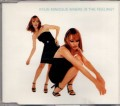 KYLIE MINOGUE Where Is The Feeling? AUSTRALIA CD5
