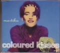 MARTIKA Colored Kisses UK CD5