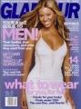 BEYONCE Glamour (9/03) USA Magazine