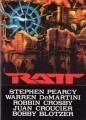 RATT 1991 Detonator JAPAN Tour Program