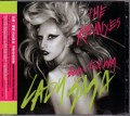 LADY GAGA Born This Way The Remixes CHINA CD5