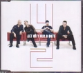 U2 Get On Your Boots EU CD5