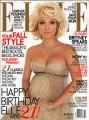 BRITNEY SPEARS Elle (10/05) USA Magazine