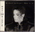 MICHAEL JACKSON Who Is It AUSTRIA CD5