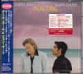 HALL & OATES The Sky Is Falling JAPAN CD5 w/Live Tracks