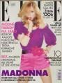 MADONNA Elle (2/06) CZECH REPUBLIC Magazine