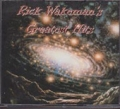 RICK WAKEMAN`s Greatest HITS 2X CD Very RARE