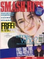 WINONA RYDER Smash Hits (3/29-4/11/95) UK Magazine