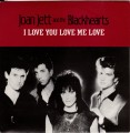 JOAN JETT AND THE BLACKHEARTS I Love You Love Me Love HOLLAND 7
