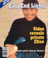 ELTON JOHN East End Lights (#23) USA Fan Club Magazine
