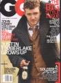 JUSTIN TIMBERLAKE GQ (9/04) USA Magazine