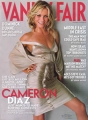 CAMERON DIAZ Vanity Fair (1/03) USA Magazine