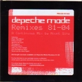 DEPECHE MODE Remixes 81-04 A Continuous Mix by Mount Sims USA CD5 Promo Only