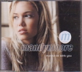 MANDY MOORE I Wanna Be With You AUSTRIA CD5 w/3 Tracks