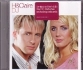 H & CLAIRE DJ UK CD5 Limited Edition Club Mix w/3 Mixes + Free Postcards