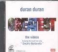 DURAN DURAN Greatest Video Collection EU VCD w/Bonus Video Disc