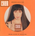 CHER Whenever You`re Near UK 12`` Ltd.Edition Picture Disc