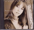 MARIAH CAREY Anytime You Need A Friend USA CD5 w/Dance Remixes