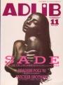 SADE Adlib (11/92) JAPAN Magazine