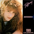 TIFFANY 1989 JAPAN Calendar PROMO ONLY!