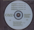 OMD Pandora's Box USA CD5 Promo w/Remixes