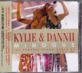 KYLIE & DANNII MINOGUE 100 Digrees Disco Remix EP CHINA CD5