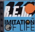 R.E.M. Imitation Of Life UK DVD Single w/2 Bonus Audio Tracks