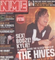 HIVES NME (2/2/02) UK Magazine