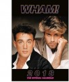 GEORGE MICHAEL/WHAM 2018 UK Danilo Calendar
