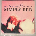 SIMPLY RED A New Flame UK CD3 w/Live Tracks