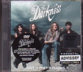 DARKNESS Love Is Only A Feeling UK DVD Single