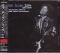 BOB DYLAN Live 1961-2000: Thirty-Nine Years of Great Concert Performances JAPAN CD