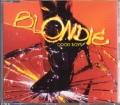 BLONDIE Good Boys AUSTRALIA CD5 Promo w/3 Versions
